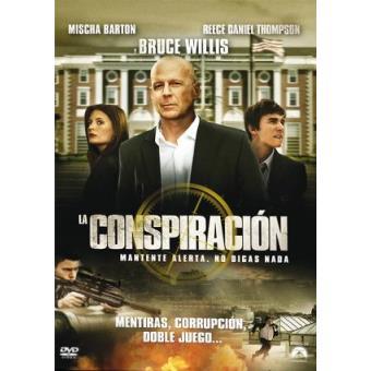 La conspiración - DVD