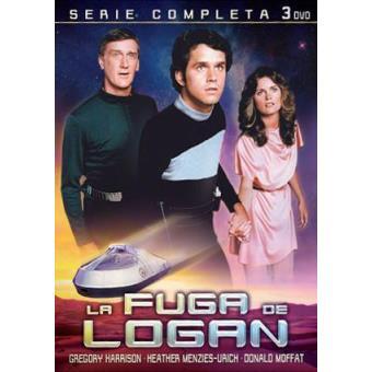 Pack La fuga de Logan (Serie completa) - DVD