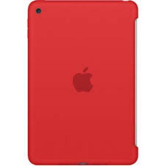 Funda Apple Silicone Case para iPad mini 4 Rojo