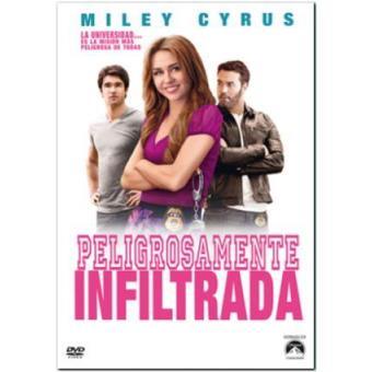 Peligrosamente infiltrada - DVD