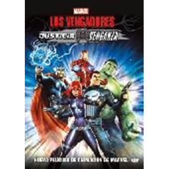 Los Vengadores: Justicia, venganza - DVD