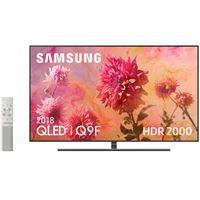 TV QLED 75'' Samsung QE75Q9FN 2018 4K UHD Smart TV