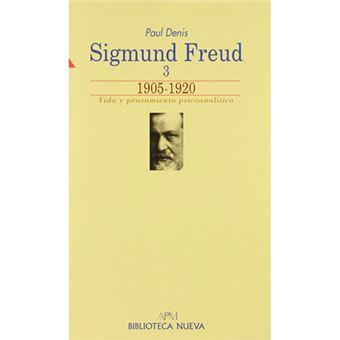 Sigmund Freud 3 1905-1920
