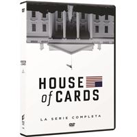 House of Cards - Serie Completa - DVD