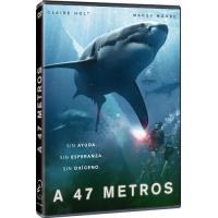 A 47 metros - DVD