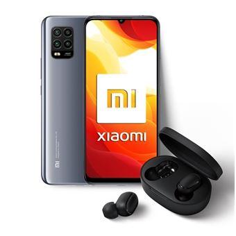 Xiaomi Mi 10 Lite 6,57'' 128GB 5G Gris + Auriculares