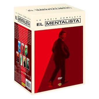 El mentalista  Temporadas 1-7 - DVD