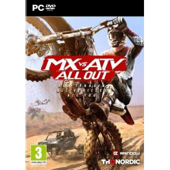 MX Vs ATV: All Out  PC