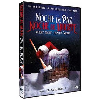 Noche de Paz, Noche de Muerte - DVD