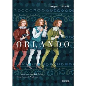 Orlando Ed. Ilustrada