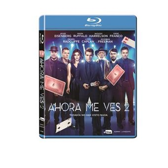 Ahora me ves 2 - Blu-Ray