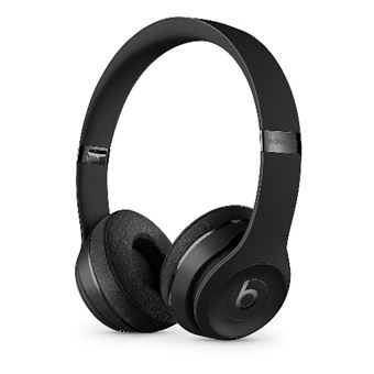 Auriculares Bluetooth Beats Solo3 Wireless Negro mate