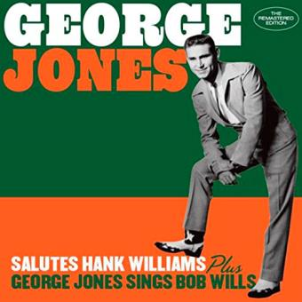 Salutes Hank Williams + Sings Bob Wills