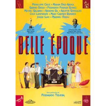 Belle Époque - DVD