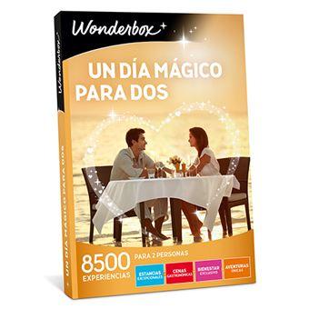 Caja Regalo WonderBox - Un día mágico para dos