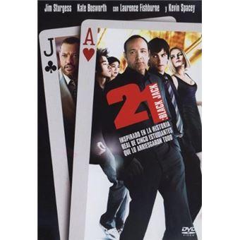 21 Black Jack - DVD