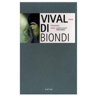 Vivaldi + Libro