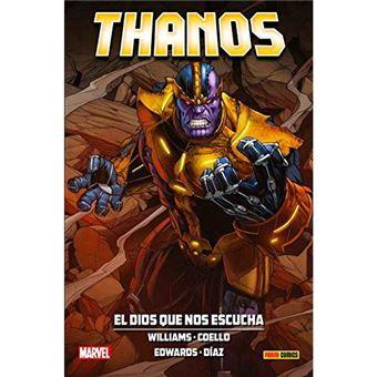 Thanos - El dios que nos escucha