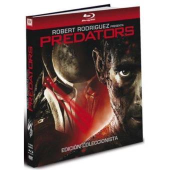 Predators - Blu-Ray + DVD + Libreto