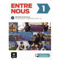 Entre nous 1 A1 - Livre de l'élève + cahier d'activités