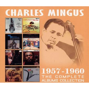 The Complete Albums Collection - 1957-1960 - 4 CD