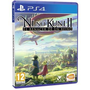 Ni no Kuni II El Renacer de un Reino PS4