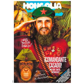 Revista Mongolia 77 - Mayo 2019