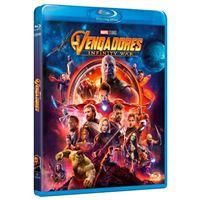 Vengadores: Infinity War - Blu-Ray