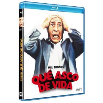 Qué asco de vida - Blu-Ray