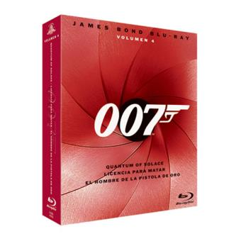 Pack James Bond - Volumen 4 - Blu-Ray