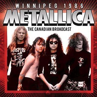 Winnipeg 1986 - Vinilo