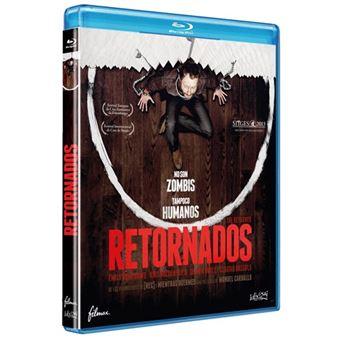 Retornados - Blu-Ray