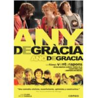 Any de gracia (Año de gracia) - DVD