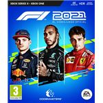 F1 2021 Xbox Series X / Xbox One