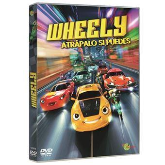 Wheely - DVD