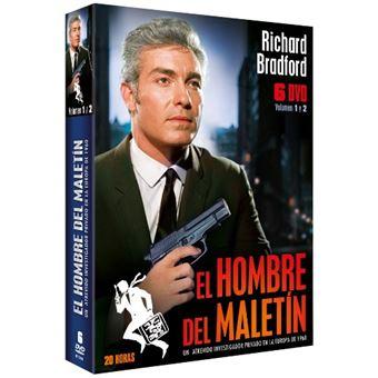El hombre del maletín - Temporadas 1-2 - DVD