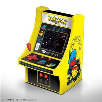 Consola Retro Micro Player Pac-Man