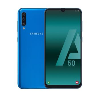 Samsung Galaxy A50 6,4'' 128GB Azul
