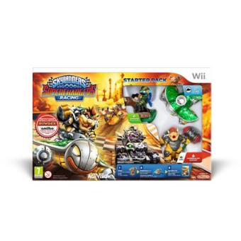 Skylanders SuperChargers Racing Starter Pack Wii