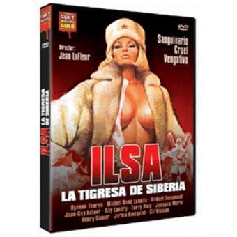 Ilsa. La tigresa de Siberia - DVD