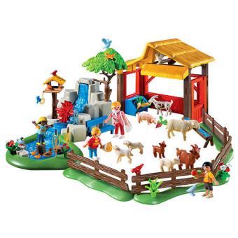 Playmobil: Zoo para Niños