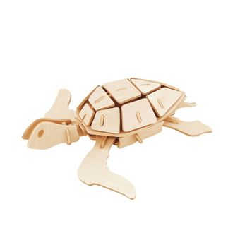 Maqueta tortuga marina