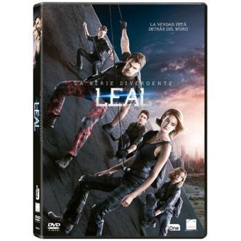 Leal. La serie Divergente - DVD