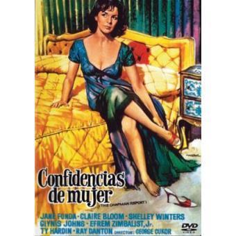 Confidencias de mujer - DVD