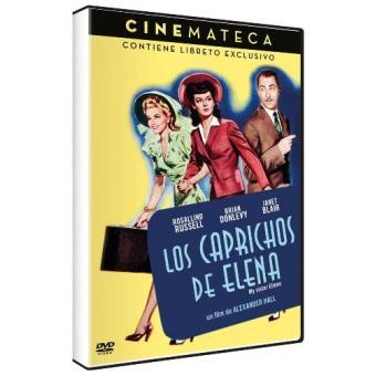 Los caprichos de Elena - DVD