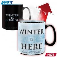 Taza termocromática Juego de tronos - Winter Is Here