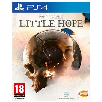 The Dark Pictures Anthology - Little Hope PS4