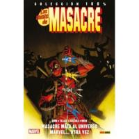 Las minis de masacre 11. Masacre mata al universo Marvel... otra vez