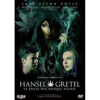 Hansel y Gretel. La bruja del Bosque Negro - DVD