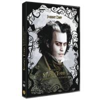Sweeney Todd: El barbero diabólico de la calle Fleet - DVD